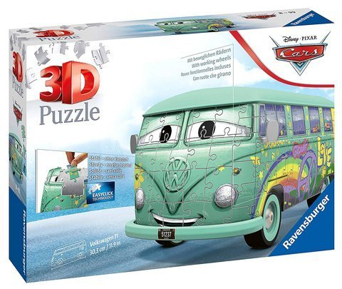 Puzzle 3D - Volkswagen Bulli T1 (Cars Edition)