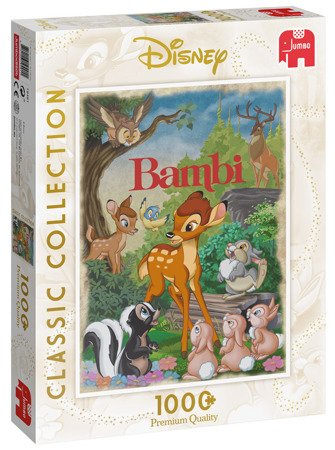 Puzzle 1000 el. PC DISNEY Bambi